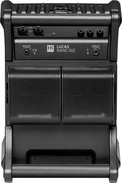 Complete pa system Hk audio Lucas Nano 302