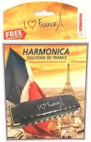 Chromatic harmonica Hohner 559/20C I Love France