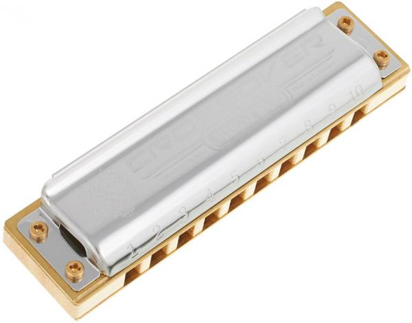 Chromatic harmonica Hohner Marine Band Crossover D