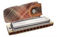 Chromatic harmonica Hohner Remaster Vol. III Diatonique Do