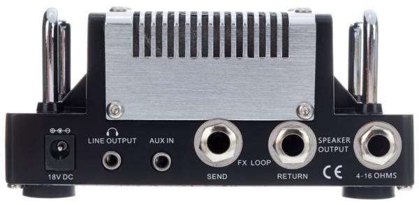 Bass amp head Hotone Nano Legacy Thunder Bass