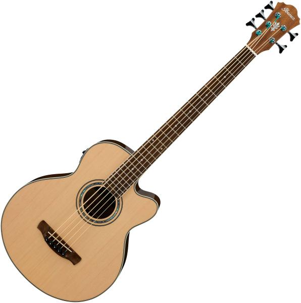Acoustic bass Ibanez AEB105E NT Artwood - Natural