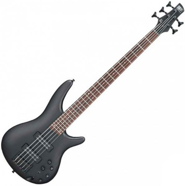 Solid body electric bass Ibanez SR305EB WK Standard - weathered black