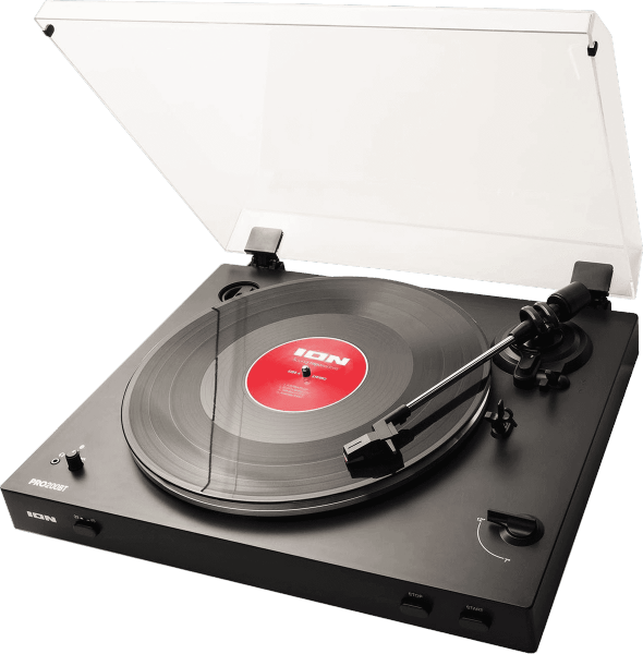 Turntables hifi Ion PRO 200BT