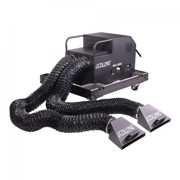 Fog machine J.collyns MFL 3000 Pack