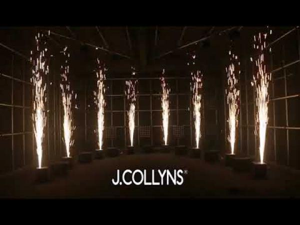 Confetti & firework machine J.collyns Strawfire 4Pack