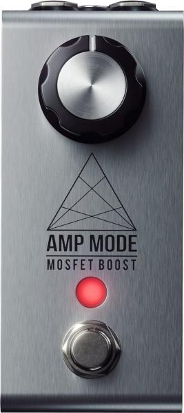 Volume, boost & expression effect pedal Jackson audio AMP MODE