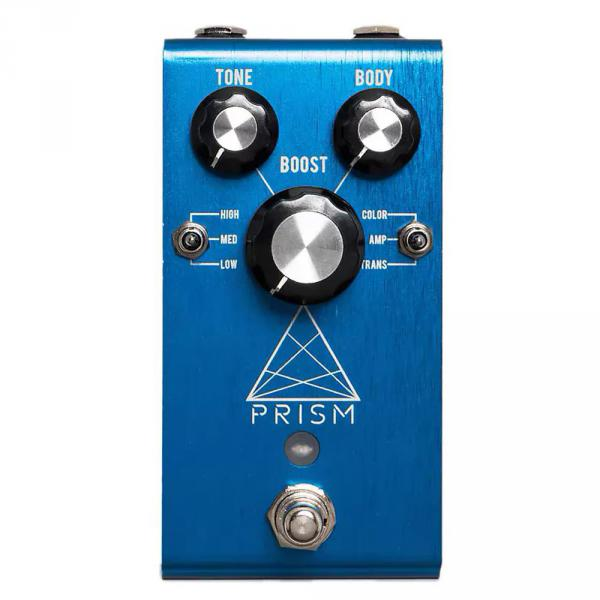 Volume, boost & expression effect pedal Jackson audio Prism Blue Booster