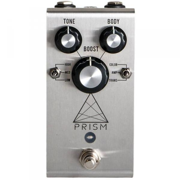 Volume, boost & expression effect pedal Jackson audio Prism Silver Boost