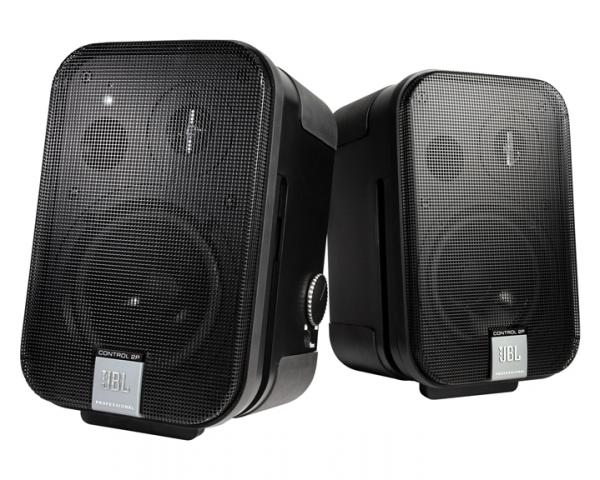 Complete pa system Jbl Control 2P