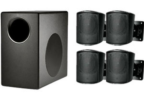 Installation speakers Jbl Control 50 Pack C50Pack