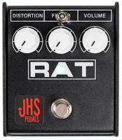 Overdrive, distortion & fuzz effect pedal Jhs ProCo RAT2 Pack Rat Mod