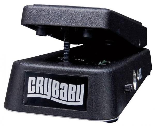 Wah & filter effect pedal Jim dunlop Cry Baby 95Q Wah
