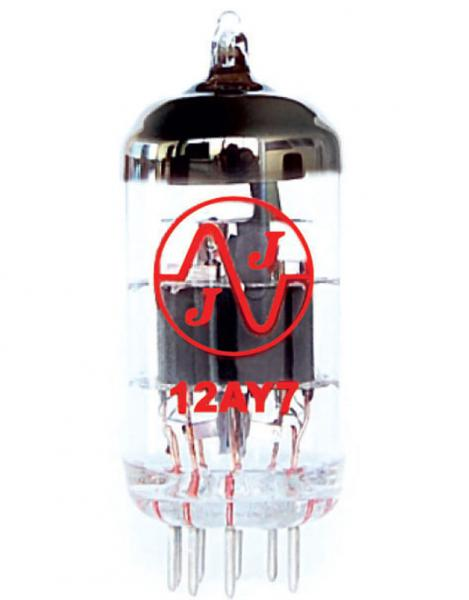Amp tube Jj electronic 12AY7 Preamp Tube