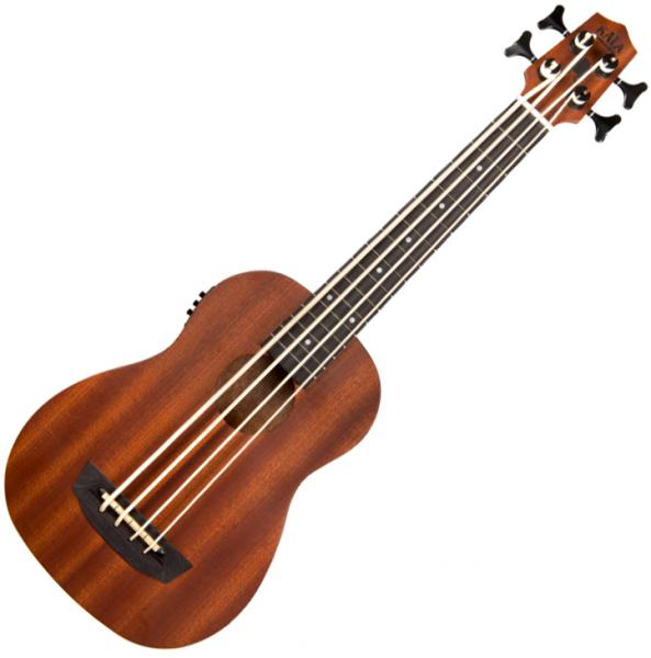 Acoustic bass Kala Wanderer Acoustic-Electric U•Bass - Natural satin