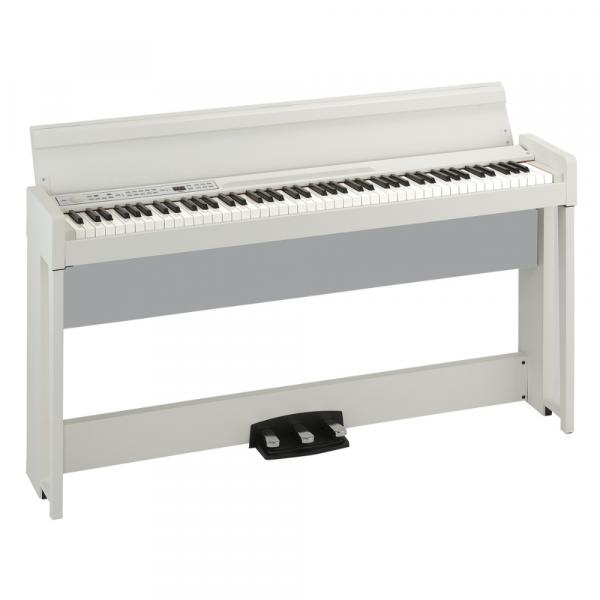 Digital piano with stand Korg C1 Air - White