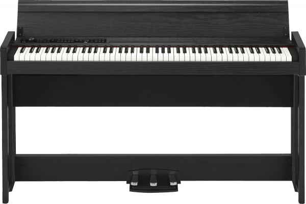 Digital piano with stand Korg C1 Air WBK