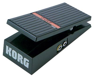 Expression pedal for keyboard Korg EXP2