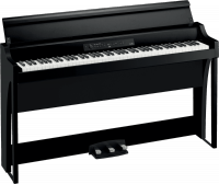 Digital piano with stand Korg G1 Air - black