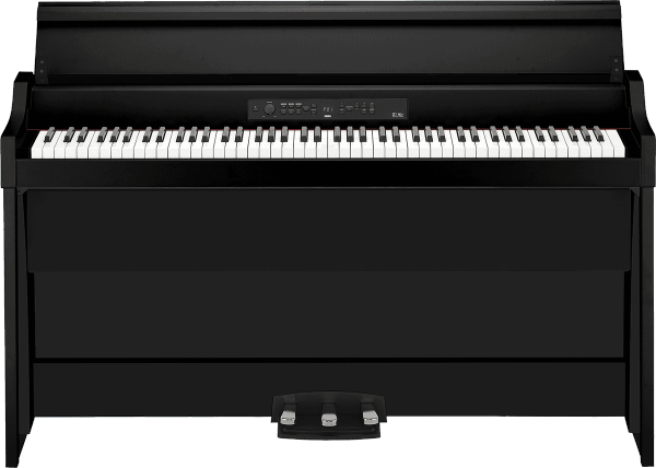 Digital piano with stand Korg G1B AIR BK