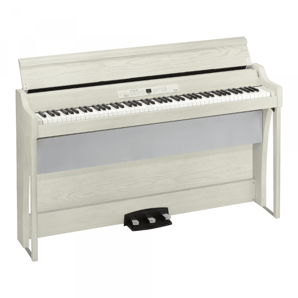Digital piano with stand Korg G1b air wash