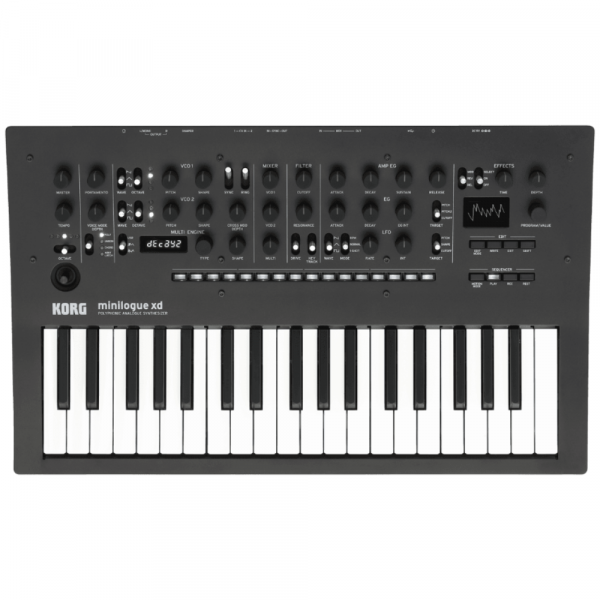 Synthesizer Korg Minilogue XD
