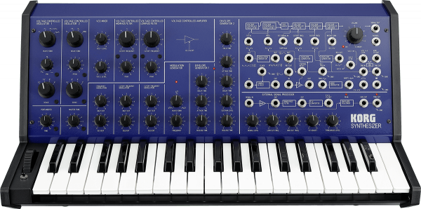 Synthesizer Korg MS20 FS BL