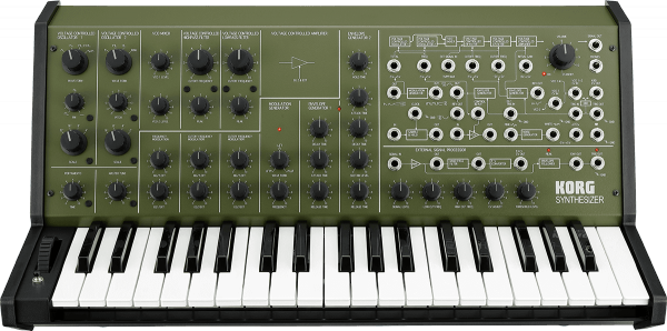 Synthesizer Korg MS20 FS GR
