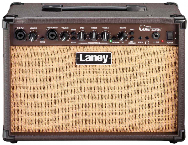 Acoustic guitar combo amp Laney LA30D