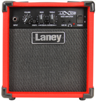 Bass combo amp Laney LX10B - Red