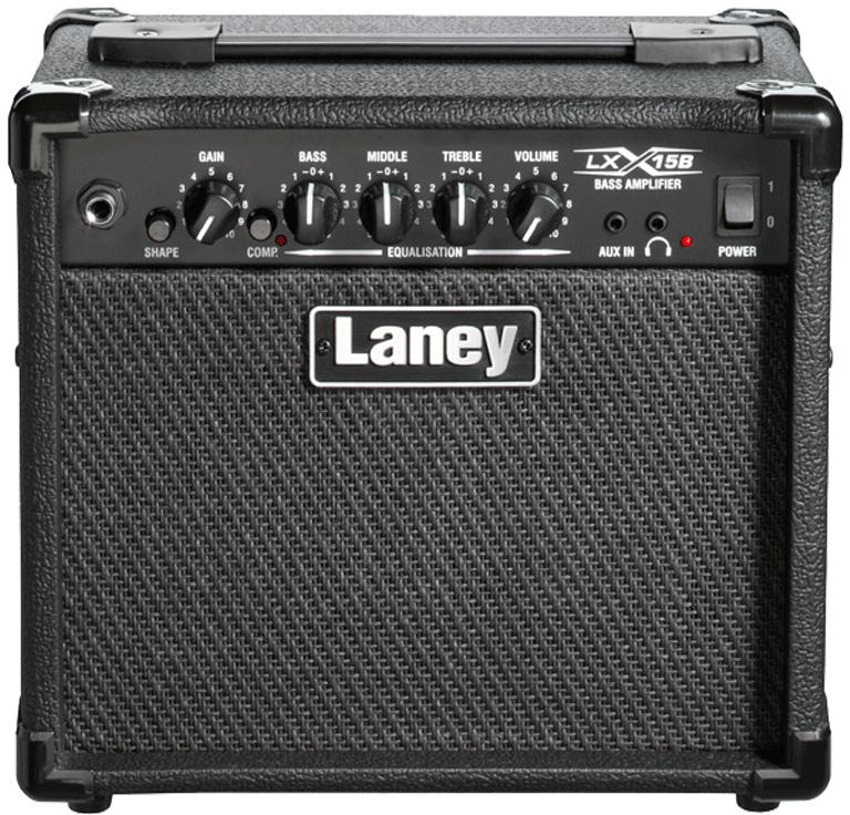 Laney Bass Combo Amplifier LX15B
