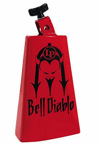 Bell Latin percussion LP007-BD Bell Diablo