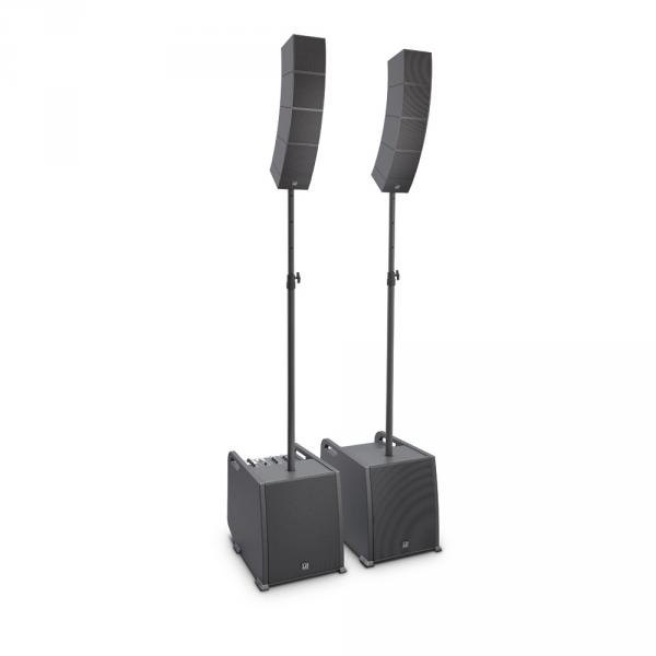 Complete pa system Ld systems Curv 500 PS