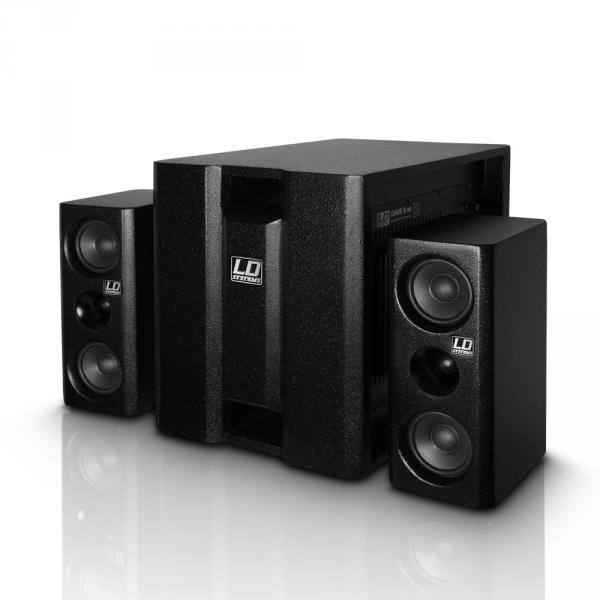 Complete pa system Ld systems Dave 8 XS