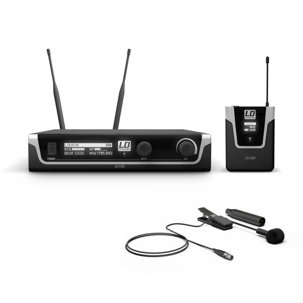 Wireless microphone for instrument  Ld systems U518 BPW