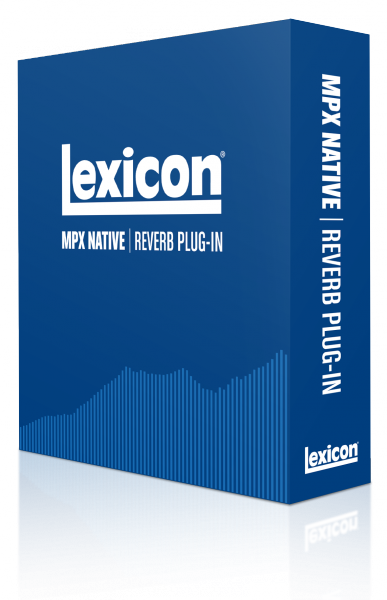 Plug-in effect Lexicon MPX Native Reverb
