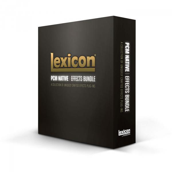 Plug-in effect Lexicon PCM Native Effects Bundle