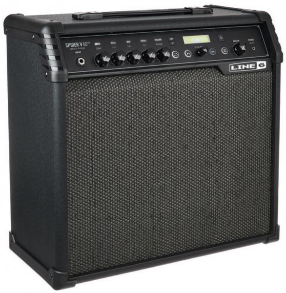 Electric guitar combo amp Line 6 Spider V 60 MkII