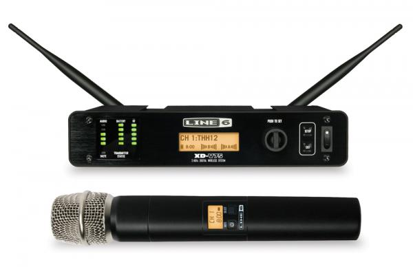 Wireless handheld microphone Line 6 XD-V75