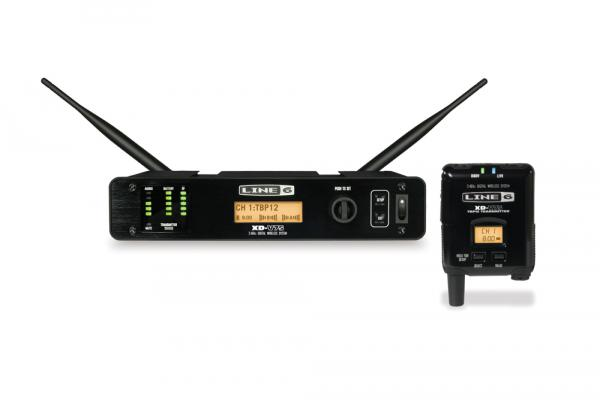 Wireless system Line 6 XD-V75-TR