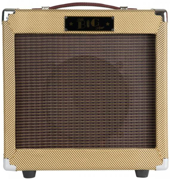 Electric guitar combo amp Little big amp LB-5 Phase 2 - Tweed