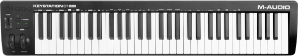 Controller-keyboard M-audio Keystation 61 MK3