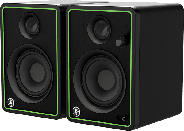 Active studio monitor Mackie CR5-X - one pair