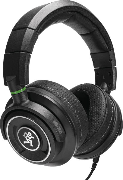Studio & dj headphones Mackie MC-350