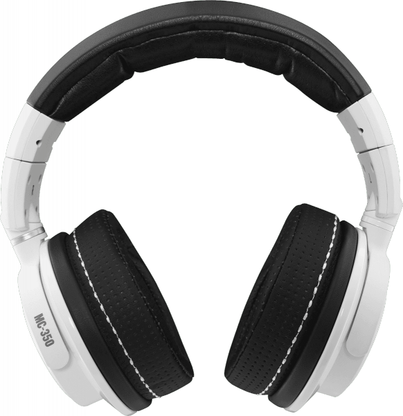 Studio & dj headphones Mackie Mc-350-Ltd-WHT