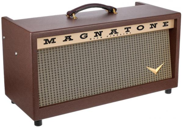 Electric guitar amp head Magnatone Traditional Collection Twilighter Stereo Head