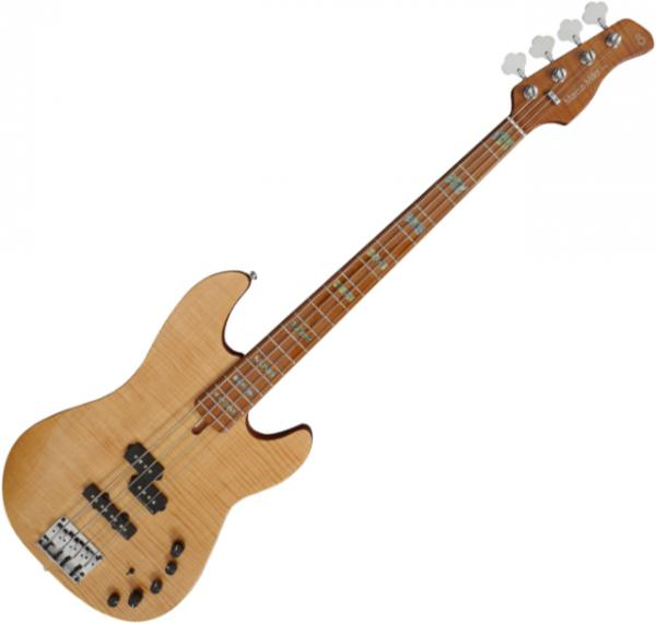 Solid body electric bass Marcus miller P10 Alder 4ST - Natural