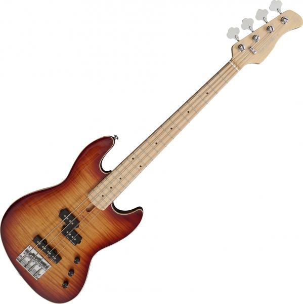 Solid body electric bass Marcus miller U5 Alder 4ST - Tobacco sunburst