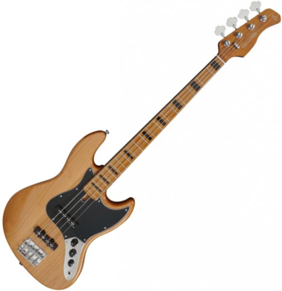 Solid body electric bass Marcus miller V5 Alder 4ST - Natural