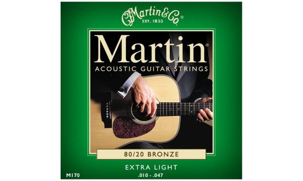 image Acoustic (6) M170 Extra Light 010-047 - set of strings